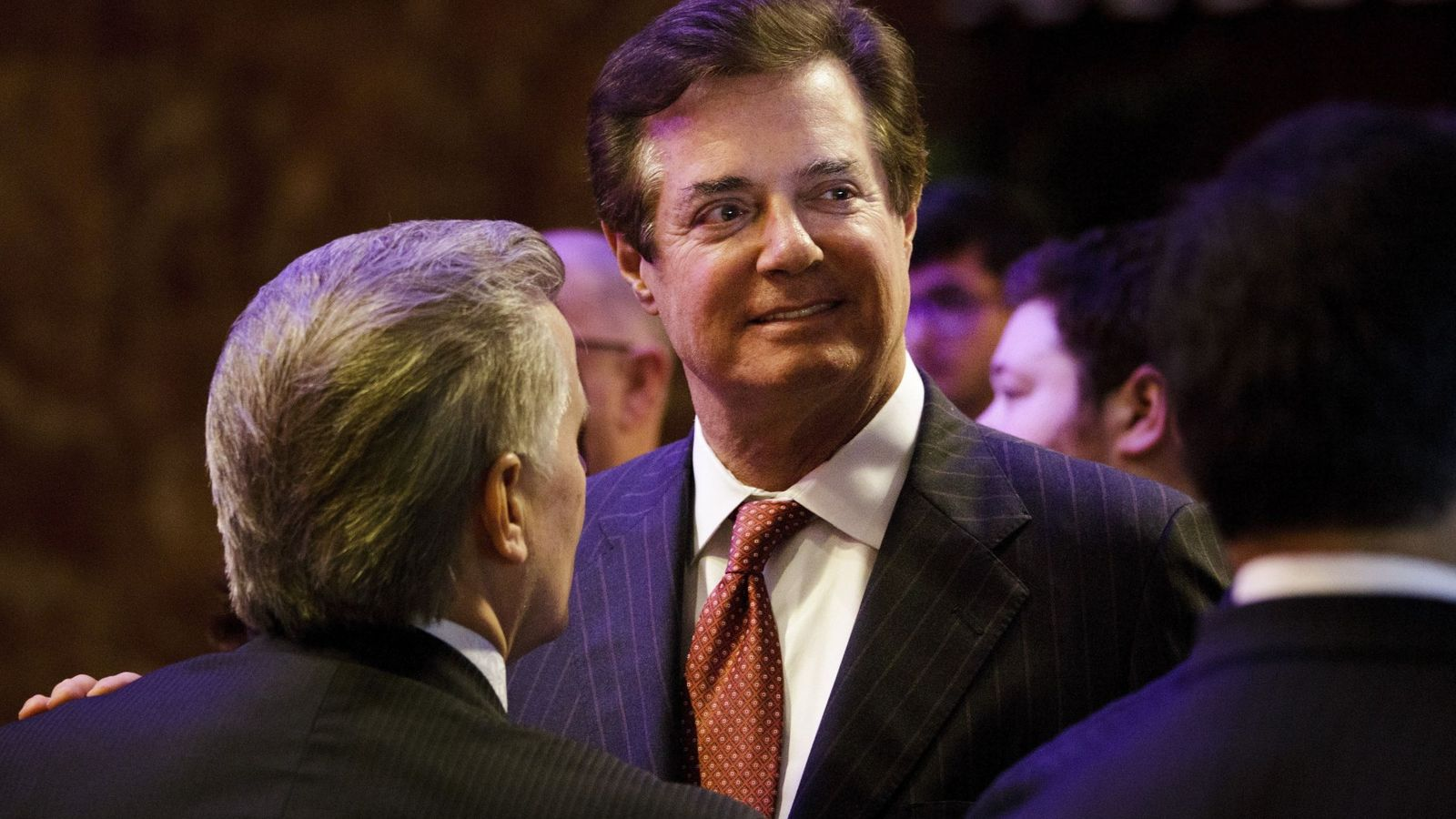 Foto: Fotografía de archivo del exjefe de campaña del presidente Donald Trump, Paul Manafort. (EFE)