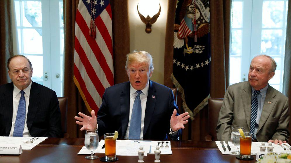 Foto: El presidente de Estados Unidos ha iniciado una guerra comercial contra varios países del mundo. (Reuters)