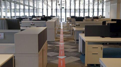 Cuando medio metro sirve para salvar de la ruina a las oficinas