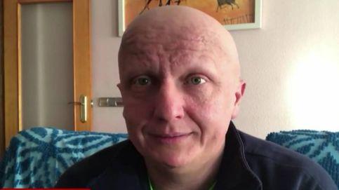 La Policía detiene por estafa a Paco Sanz, el hombre que asegura tener 2.000 tumores