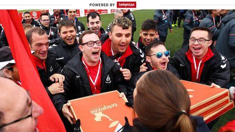 Estos jugadores de LaLiga Genuine Santander también forman parte de Telepizza
