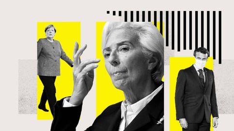 Ni Merkel ni Macron: Lagarde deja claro quién manda en Europa