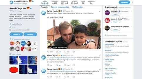 El Gobierno llevará a la Fiscalía el tuit del PP en el que bromeaba sobre Sánchez