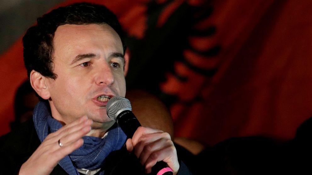Izquierdista, ultranacionalista y radical: Kurti, nuevo primer ministro de Kosovo