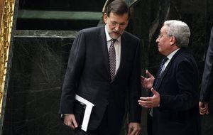 Rajoy quiere situar al exministro Aparicio en la presidencia del CES