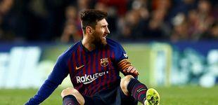 Post de La duda por Messi y el miedo del Barcelona a que esta liga no esté todavía terminada