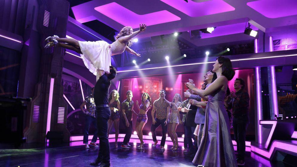 Pilar Rubio sorprende con el famoso baile de 'Dirty Dancing'