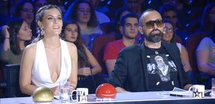 Post de Edurne anima a un excompañero de 'OT' a vengarse de Risto Mejide en 'Got talent'