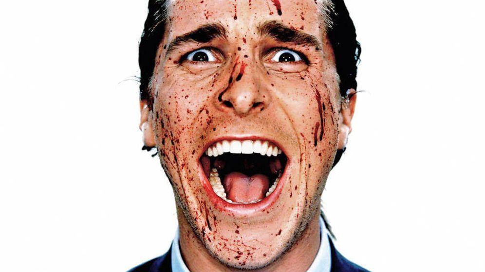 Foto: Christian Bale en una imagen promocional de 'American Psycho'.