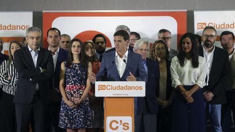 Rivera arranca la campaña del 27S: Nos jugamos el futuro de la unión de España