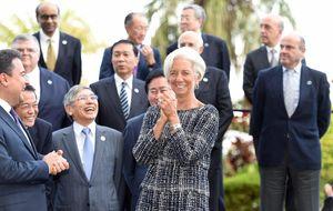 El G20 rebaja el objetivo de crecimiento por la desaceleración