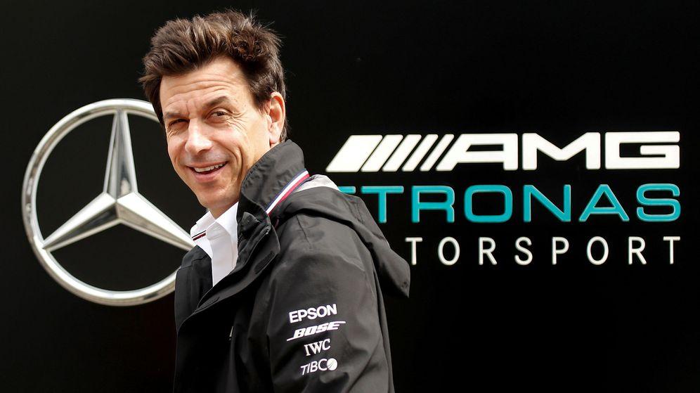 Foto: Toto Wolff ha frenado el cambio que planteaba la Fórmula 1. (Reuters)