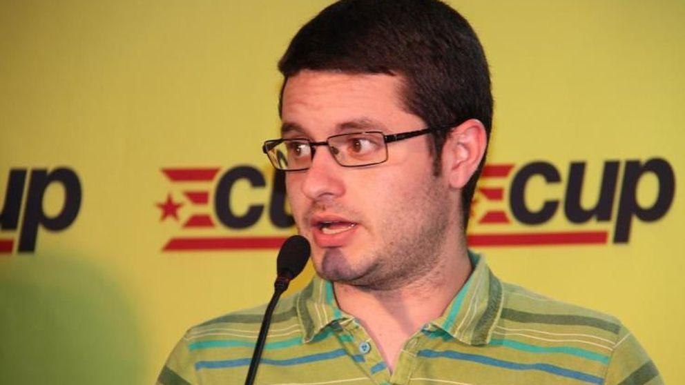 Dimisión de un dirigente de la CUP tras calificar como fraude al proceso