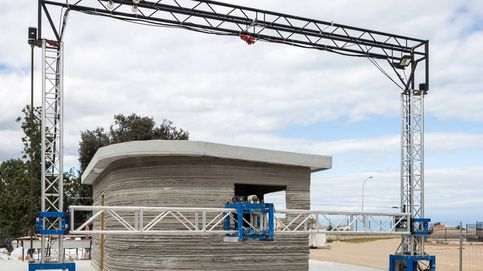 Construir una vivienda de 70 metros con una impresora 3D