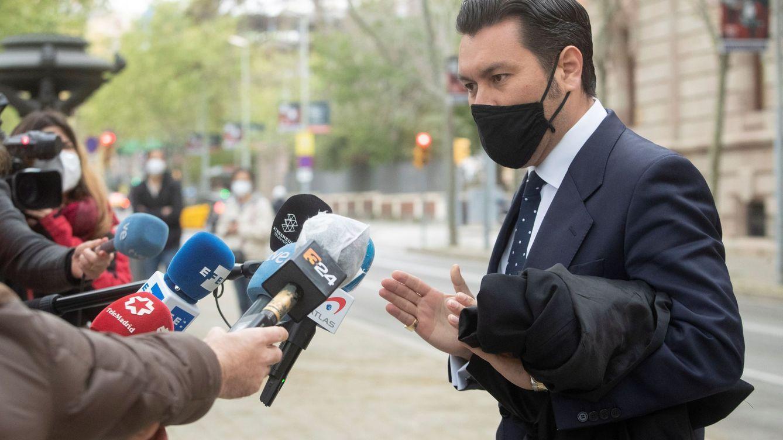 El abogado de la víctima de la 'manada de Sabadell' apoya las preguntas del fiscal