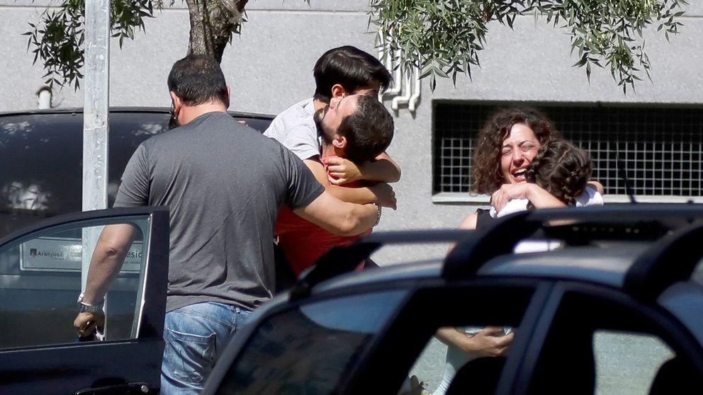 30 coches de la familia del asesino huyeron de Aranjuez la misma noche del tiroteo