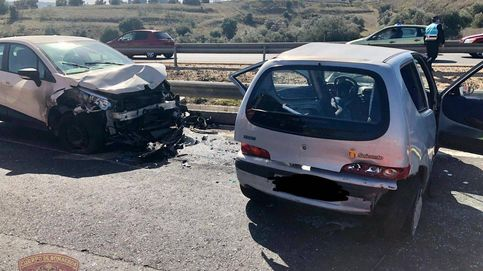 Un accidente de tráfico en Toledo deja un fallecido y tres personas heridas