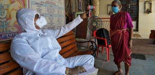 Post de India registra un récord de nuevos casos de covid-19 y las muertes superan las de China