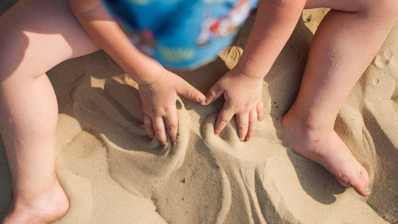 Sanidad retira estas dos cremas solares para niños a petición de la OCU