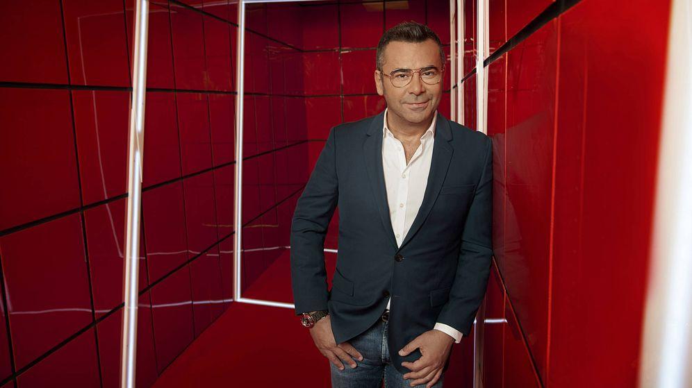 Foto: Jorge Javier Vázquez, presentador de 'GH VIP 6'. (Mediaset)