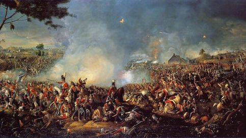 La batalla de Waterloo a través de la pintura: un recorrido por el último combate de Napoleón