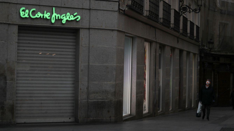 El consejo de El Corte Inglés aprueba pérdidas históricas tras limpiar el almacén