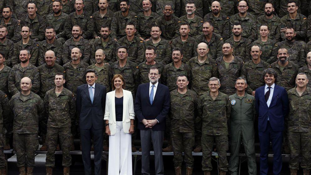 Rajoy anuncia en Letonia una mayor implicación de España con la OTAN