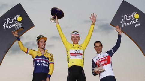 Se filtran los sueldos de la élite del ciclismo:  Roglic es una ganga