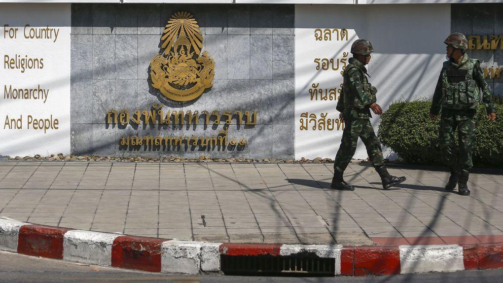 Las cárceles secretas de Tailandia: la junta militar agudiza la represión