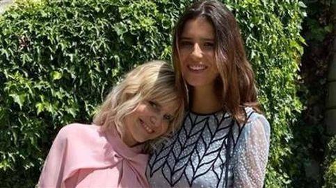 El look de Eugenia Martínez de Irujo y su hija Tana en la boda de Carlos Fitz-James