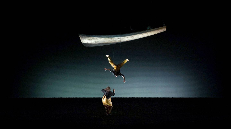 De la ópera 'Peter Grimes'. Teatro Real. (Javier del Real)