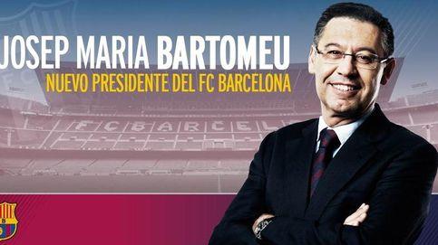 Bartomeu, elegido presidente del Barcelona