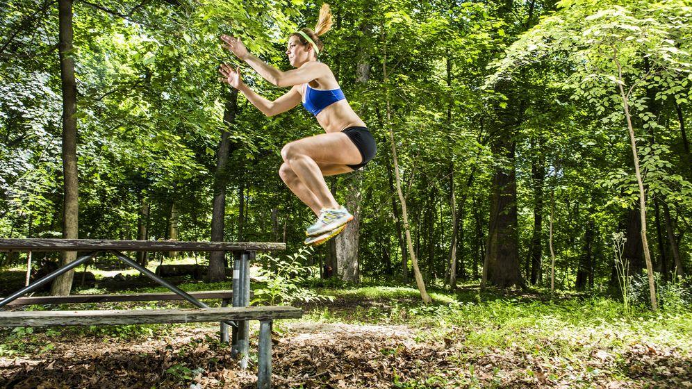 Foto: Bastan siete minutos de ejercicios de alta intensidad para quemar las calorías equivalentes a una hora de ejercicio moderado. (Corbis)