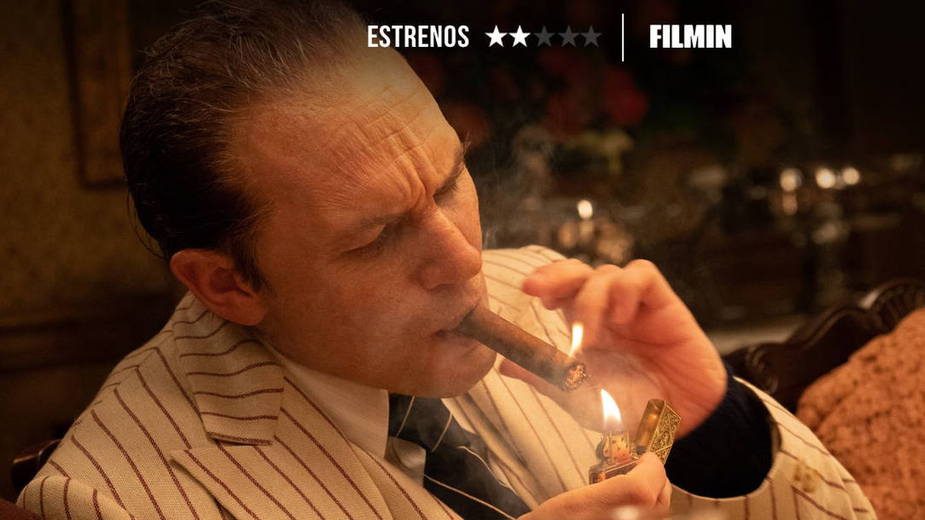 'Capone': un 'biopic' del famoso gánster tan malo que es hasta memorable