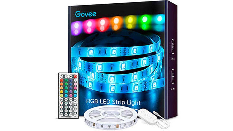 Tira de luces decorativas LED RGB de 5 metros de Govee