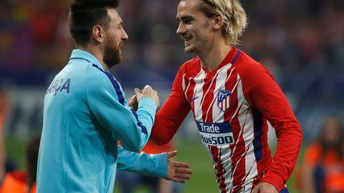 Las cuatro cruces que no pueden solucionar Griezmann y Messi