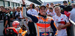 Post de La victoria con más rabia de Marc Márquez en MotoGP y la chispa de Fabio Quartararo