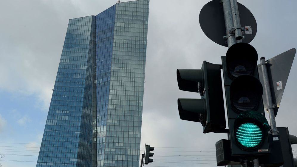Foto: La sede del Banco Central Europeo (BCE). (EFE)