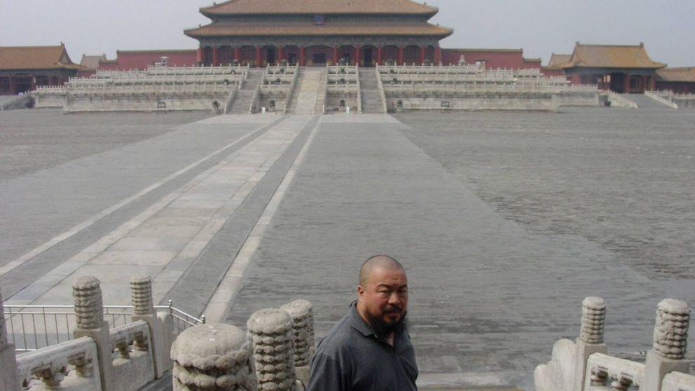 Fotografías sobre Ai Weiwei