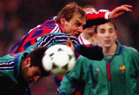 Bayern de Munich, el auténtico coco de los equipos españoles