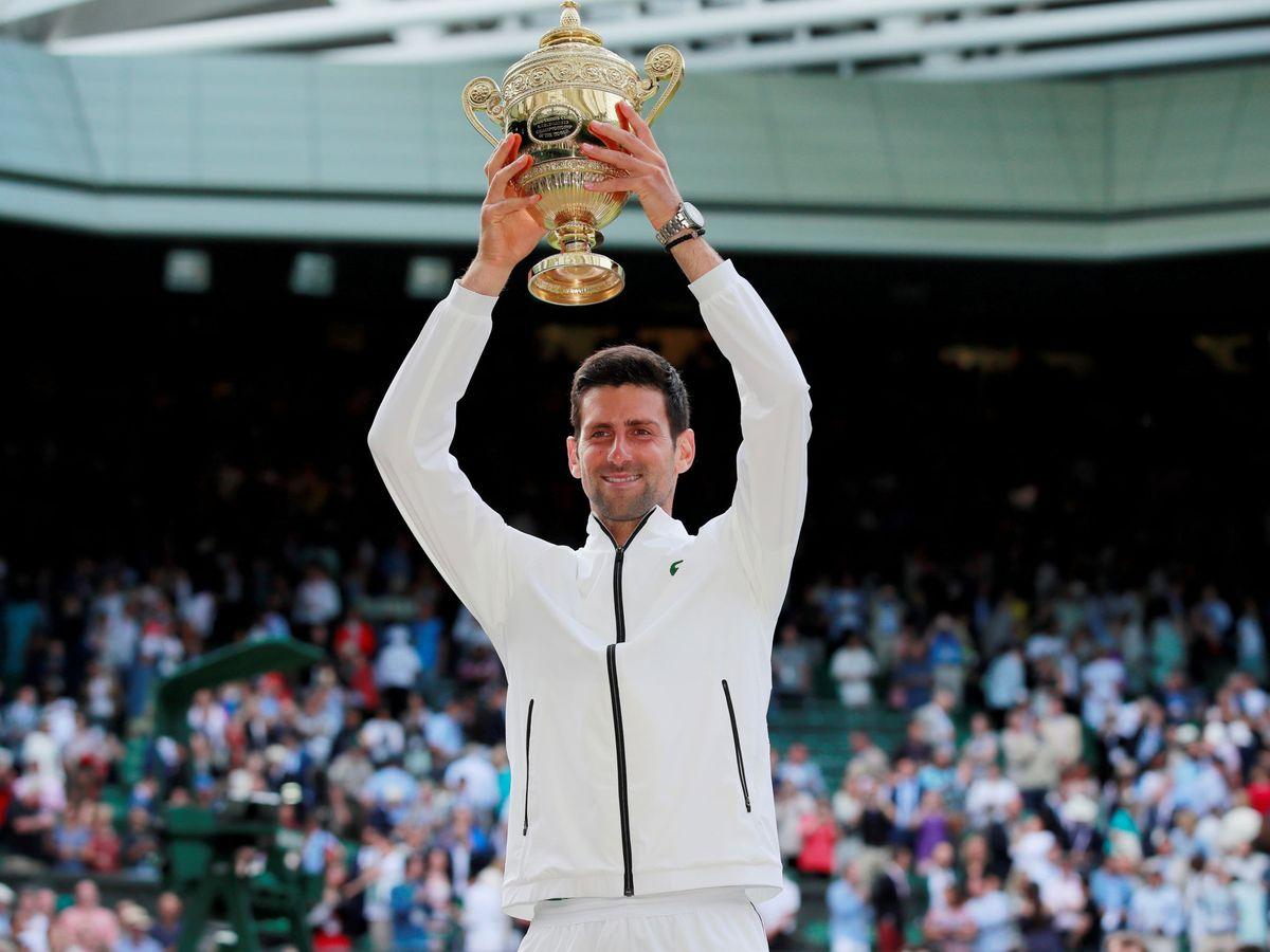 Foto: Novak Djokovic. (Reuters)