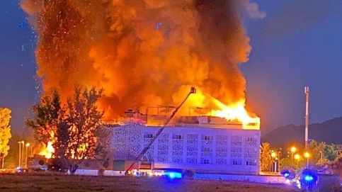 Un muerto y varios heridos en un incendio en Marbella en el polémico hotel Sisu