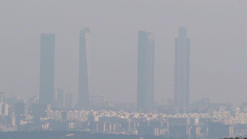 Foto: Cada año mueren 400.000 personas en la UE por enfermedades relacionadas con la contaminación (EFE)