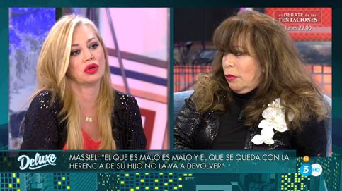 Belén Esteban enloquece por este comentario de Massiel sobre La Pantoja