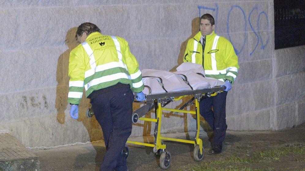 Foto: Hallan muerta a una mujer en o carballiño (ourense) y arrestan a su marido. (EFE)
