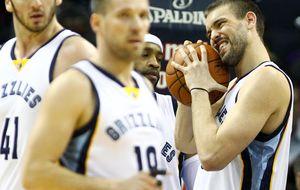 Marc hace más líder a Memphis y Knicks sonríen gracias a Calderón