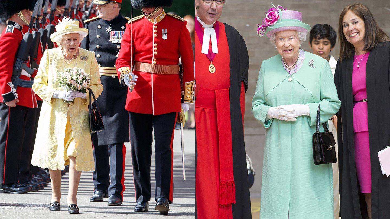 Reina Isabel, en colores pastel. (Cordon Press)