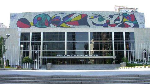 Un grupo francés e Ifema pujan por resucitar el Palacio de Congresos