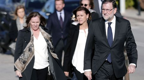 Rajoy: Tuve el enorme honor de ser amigo de Rita y por eso estoy aquí