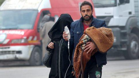 La rendición de Alepo, en imágenes